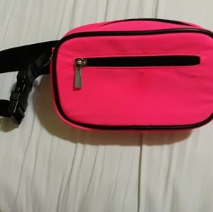 neon pink phanny pack